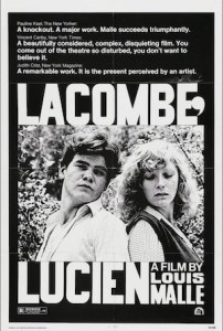 Lacomb Lucien 1 202x300 - Arty Chick's Seven Flicks: Week 13