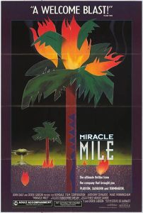 Miracle mile 202x300 - Arty Chick's Seven Flicks: Week 15
