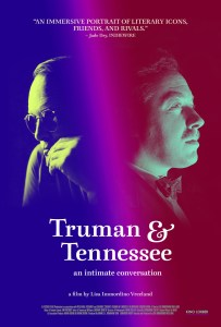 TT poster 203x300 - Review: Truman & Tennessee: An Intimate Conversation