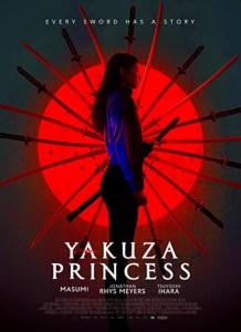 Yakuza Princess poster 218x300 - Review: Yakuza Princess