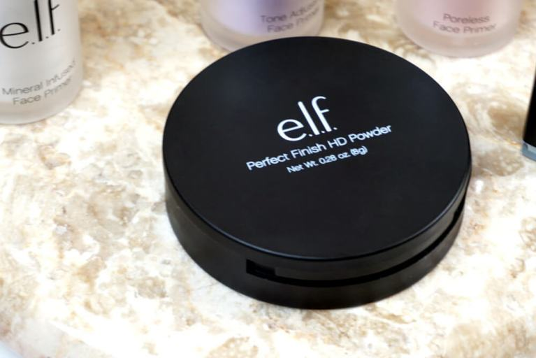 Eyes Lips Face E.L.F. - e.l.f. Perfect Finish HD Powder - e.l.f. Cosmetics Is College Budget Friendly | Chiclypoised | Chiclypoised.com