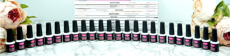 Ultimate DIY Gel Manicure Guide   CLAVUZ Gel Nail Polish 24 Set  Chiclypoised   Chiclypoised.com