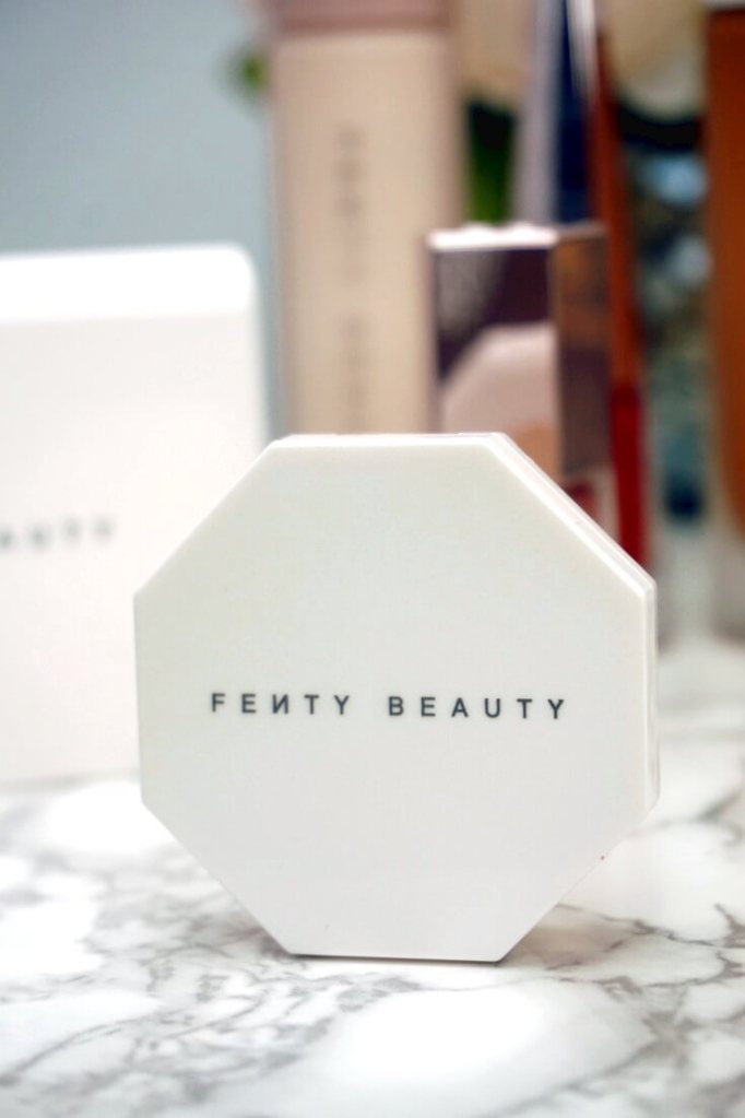 Fenty Hustla Baby Highlighter | Chiclypoised Reviews1 | Chiclypoised.com