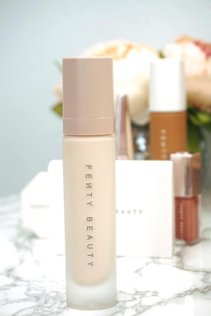 Fenty Primer Review | Chiclypoised.com