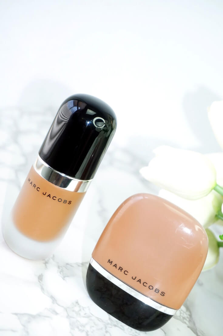 Marc Jacobs Shameless Foundation and Marc Jacobs Remarcable Foundation | Chiclypoised.com