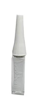 30 White Nail Polishes Under 10 Dollars | Its So Easy Stripe Rite Nail Polish White | Chiclypoised.com