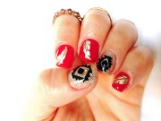 hard gel - chic nail styles