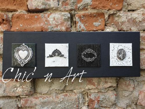 Curs despre 4 tipuri de crapaturi @ Atelierul Chic'n Art