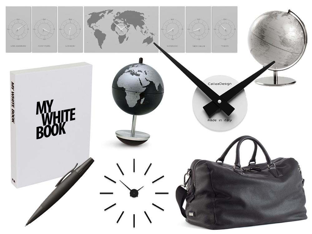 Oggetti di design dalla scrivania ai viaggi con Comelity
