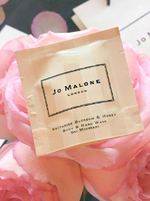 A sample of Jo Malone hand soap