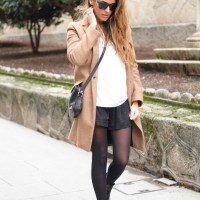 tres chic streetstyle || SPANISH FASHION BLOGGERS