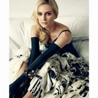 Diane Kruger. Harper's Bazaar Brazil. December 2013
