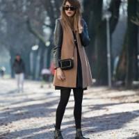 Leather Sleeves. Nicoletta Reggio