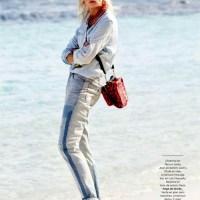 Veronika Vilim. Be Magazine. April 2014