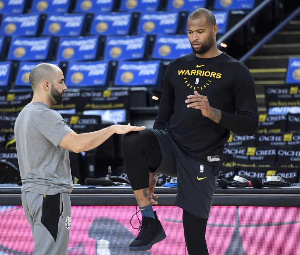 What DeMarcus Cousins learned from other NBA players with Achilles injuries – Chico Enterprise-Record