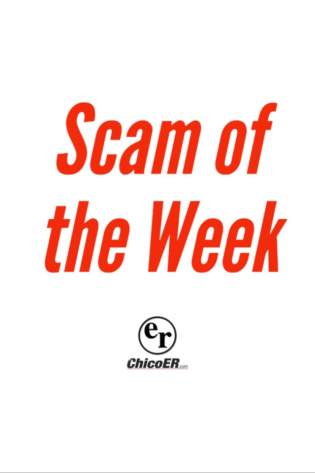 Your grandchild is not in jail | Scam of the Week – Oroville Mercury