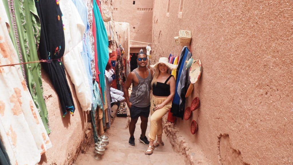 Exploring the villages of Morocco