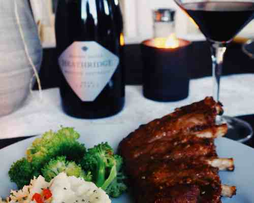 Just wines, Wine and food pairings