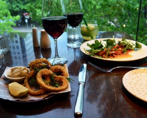 4 best places to eat in Canberra