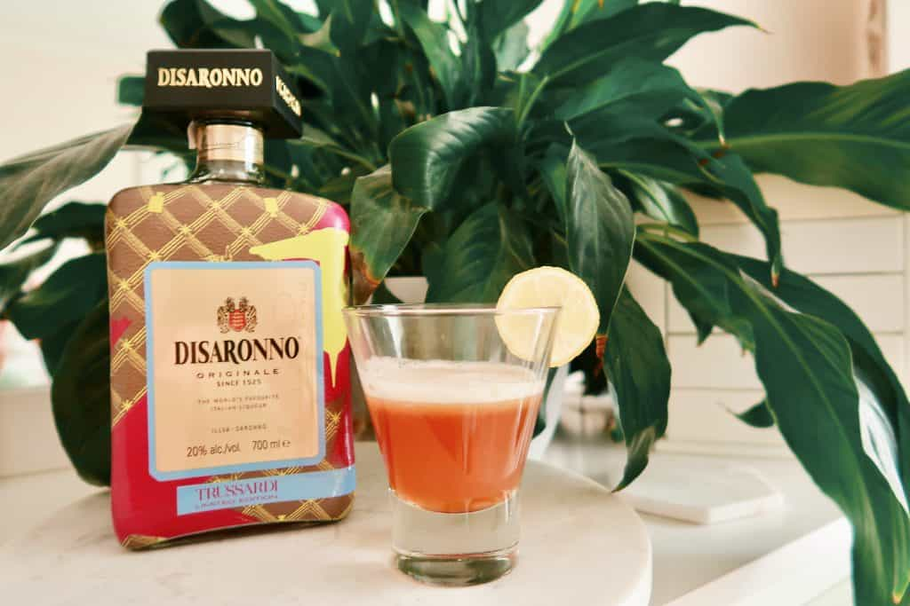 Disaronno Amoretto cocktail