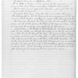 Soldier's Record, Town of Chicopee · Chicopee Archives Online