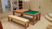 Best Convertible Pool Tables - Dining Room Pool Tables by ...