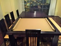 Conversion Pool Tables