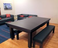 Conversion Pool Tables - Dining Room Pool Tables by ...