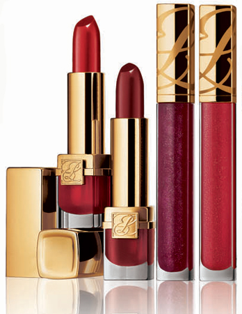 Estee Lauder Holiday 2010 Pure Color Lipgloss Lipstick Estee Lauder Pure Color Extravagant Collection for Holiday 2010   Limited Edition