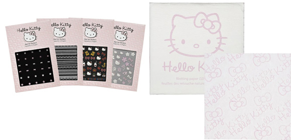 Hello Kitty 2011 Collection nail products Hello Kitty Collection for Spring 2011   Limited Edition