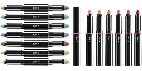 RMK 2011 Spring Summer eyeliner lipstick RMK Spring Shimmer Collection for Spring   Summer 2011   Sneak Peek & Photos