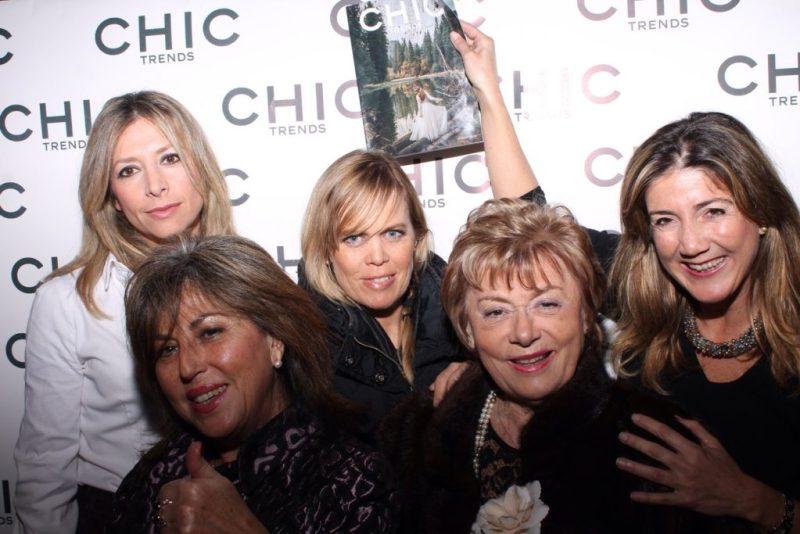 María José Quero, Nicola de la Paz, Jannine Contreras, Emma Grasess.