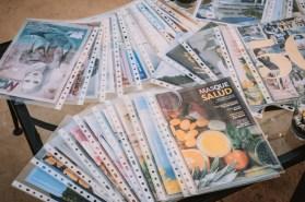 Cóctel Más Que Salud 50 revistas