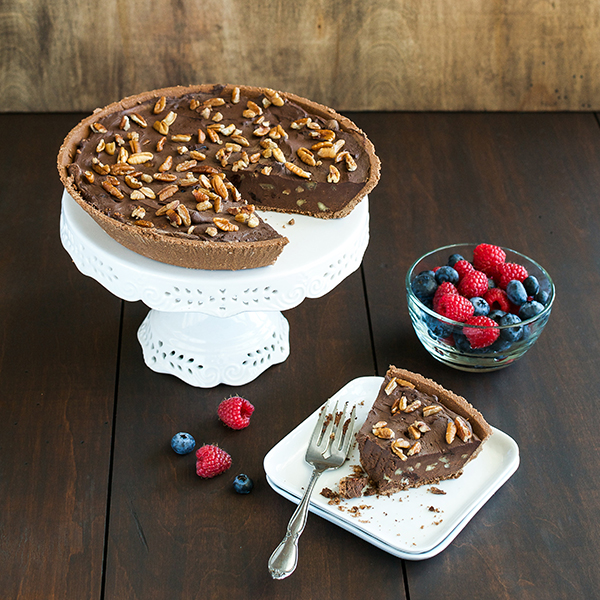 Robin Robetson's Easy as Chocolate Pie