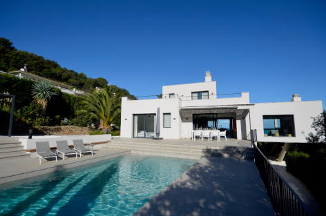 villas de luxe a louer en espagne