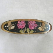 vintage hair barrettes combs clips