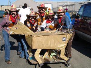 "826Chi's 2006 ""Pony Up"" team"