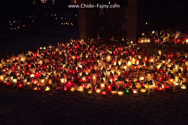 All Saints' Day in Poland | 1st of November | Polish Tradition