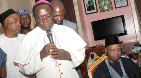 Bishop Kukah's Speech at Governor Patrick Yakowa's Funeral in Kaduna