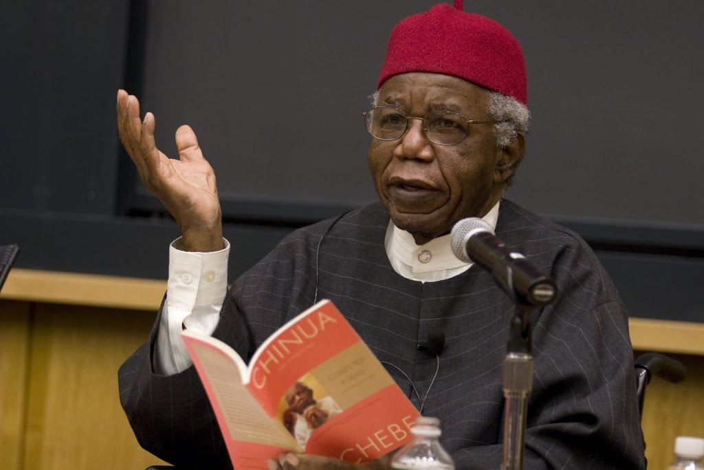 CHINUA ACHEBE: The one who asked painful questions