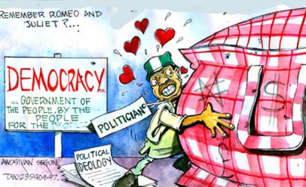 Nigeria: Corruption and leadership in 2013