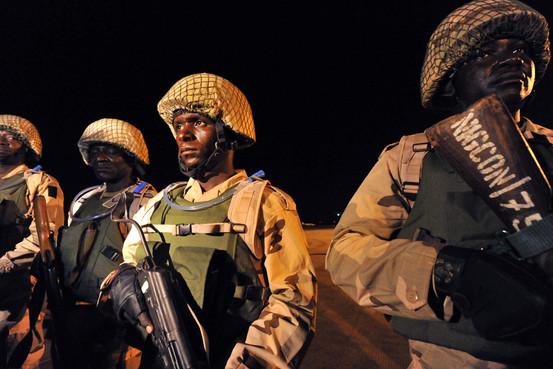 On Terror's New Front Line, Mistrust Blunts U.S. Strategy