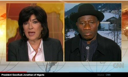 Dissecting President Jonathan's CNN Interview