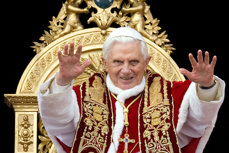 A Papal Resignation Unlike any Other