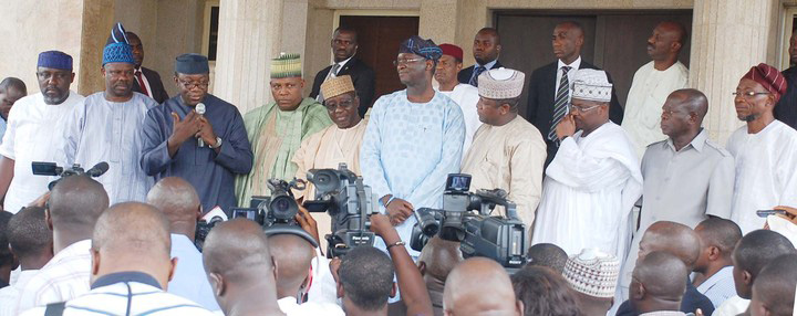 Nigeria's APC governors meet again