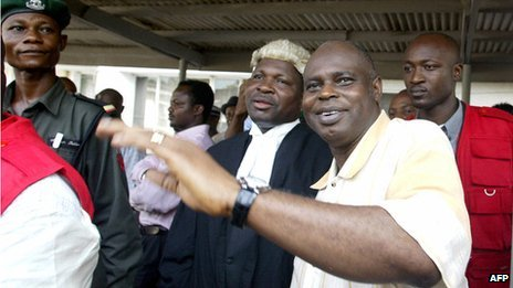 Alamieyeseigha: Goodluck Puts Jonathan On Trial