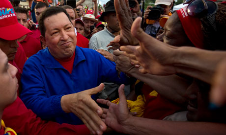 Hugo Chavez proves you can lead a progressive, popular government that says no to neo-liberalism