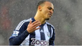 Peter Odemwingie in trouble after Twitter rant