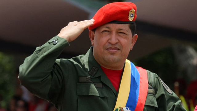The Hugo Chavez revolution (4)