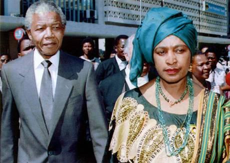 How Nelson Mandela betrayed us – Winnie Mandela